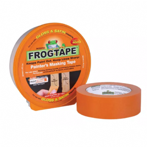 Shurtape 104201 FrogTape Gloss & Satin Painter's Masking Tape 36mm x 41.1m
